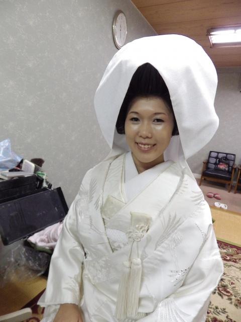愛媛県松山市 花嫁和装着付けヘアーメイク ロハスヘアー
