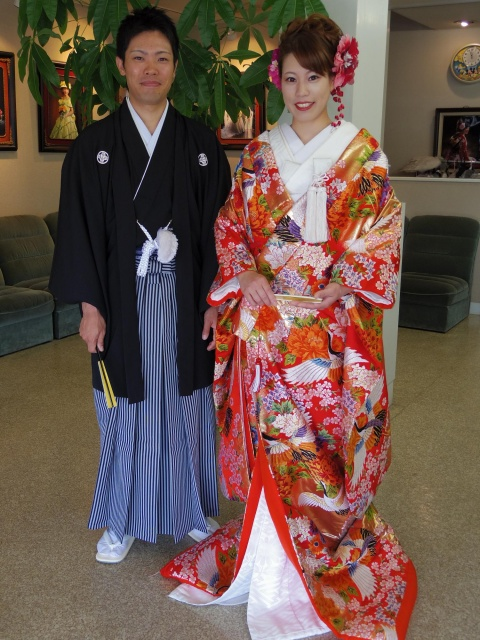 愛媛県松山市 ブライダル花嫁 和装着付けヘアーメイク ロハスヘアー