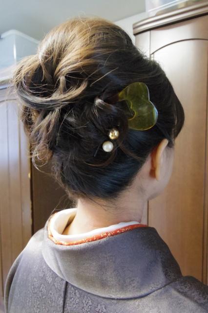 愛媛県松山市 出張ヘアメイク着付け ロハスヘアー 美容室