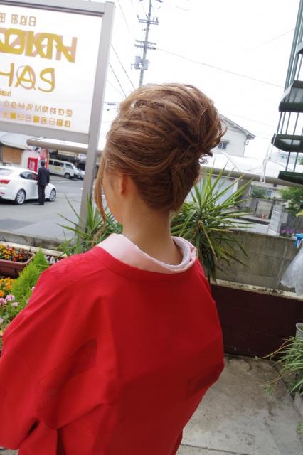 愛媛県松山市 美容室 ヘアメイク 着付け ロハスヘアー