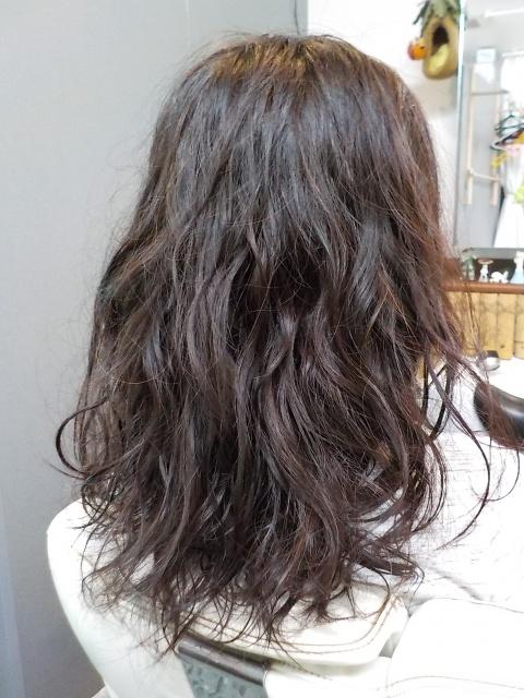 愛媛県松山市 ハナヘナ 美容室 ロハスヘアー