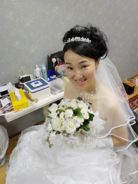 愛媛県松山市 ブライダルヘアメイク 着付け ロハスヘアー