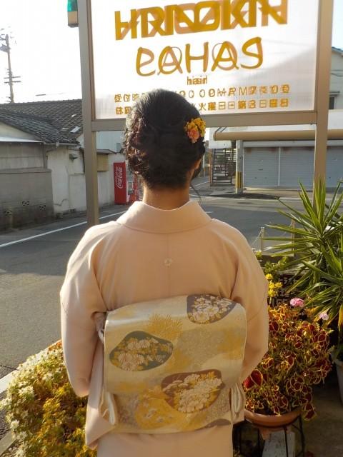 愛媛県松山市 美容室 ヘアメイク着付け ロハスヘアーのお店日記