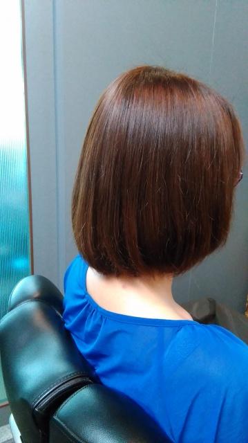 愛媛県 松山市 美容室 ばっさりカット ヘアメイク着付け ロハスヘアー