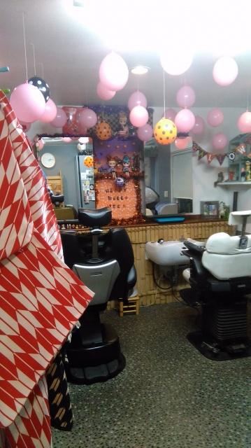 愛媛県 松山市 美容室 ハロウィンヘアメイク&コスプレ衣装レンタル着付け処 媛さんぽ