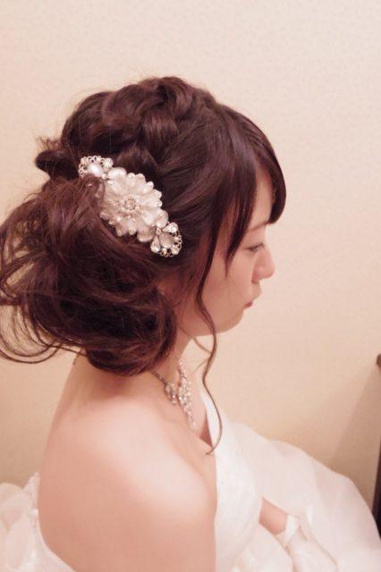 愛媛県松山市 美容室 ブライダル花嫁 ヘアメイク 着付け ロハスヘアーのお店