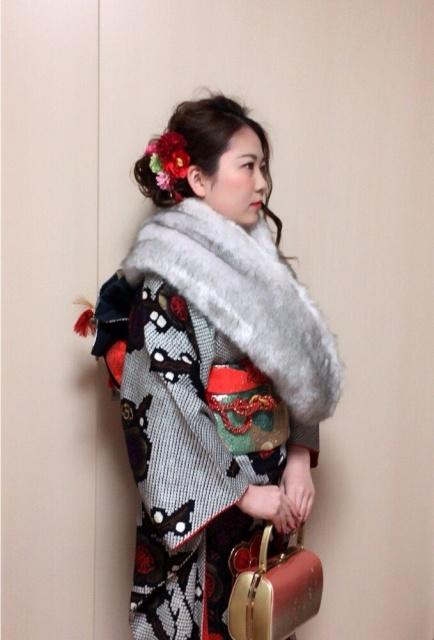 愛媛県 松山市 美容室 ヘアメイク 着付け 成人式 卒業式 結婚式 ロハスヘアー 媛さんぽ 出張ヘアメイク着付け 成人式ヘアメイク着付け ロハスヘアー