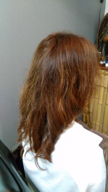傷まない白髪染め 天然植物100%愛媛県松山市 美容室 LOHASヘアー ハナヘナ