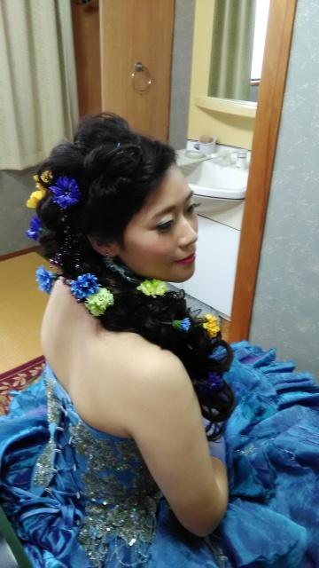 愛媛県松山市 美容室 ブライダル花嫁 ヘアメイク 着付け ロハスヘアーのお店日記 媛さんぽ